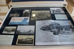 Een lade van de expositie