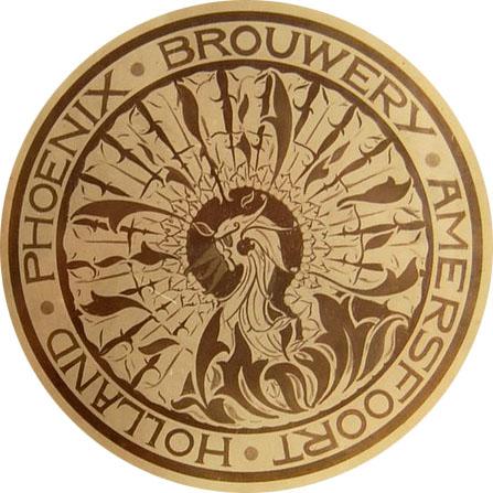 Bierviltje Phoenix Brouwerij Amersfoort Holland