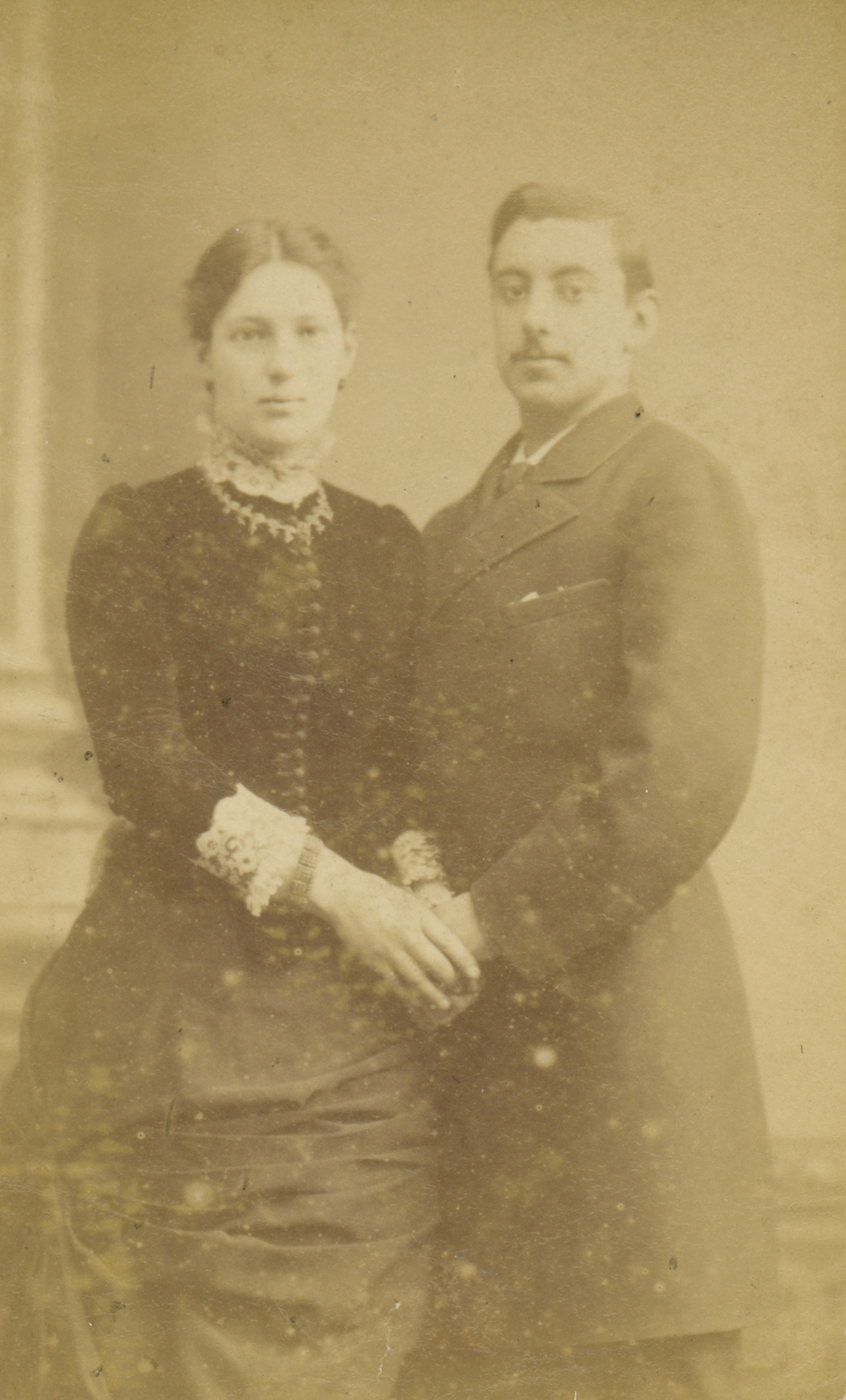 Ida Meursing en Marinus Korthals Altes