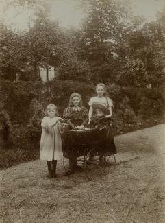 Kinderen van Jan Frederik