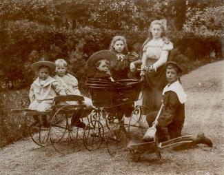 Kinderen Meursing en Korthals Altes