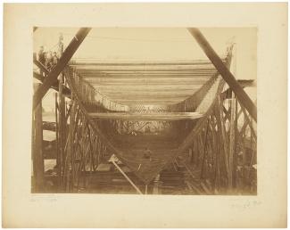 Van Galen in aanbouw, 15 juli 1890