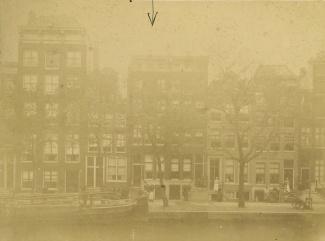 Woonhuis Prinsengracht 17