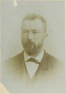 Jan Frederik Meursing, zelfportret