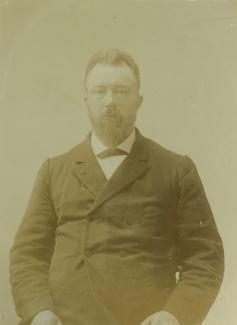 Portret Jan Frederik Meursing