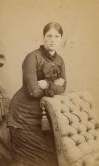 Portret van Ida Meursing