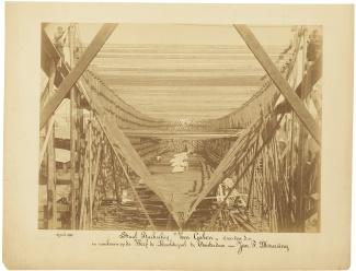 Van Galen in aanbouw, 16 juli 1890