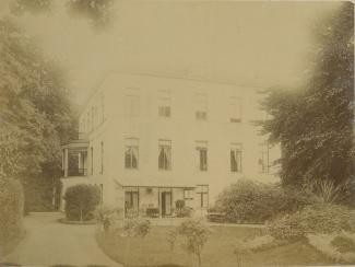 Huize Kersbergen in Baarn
