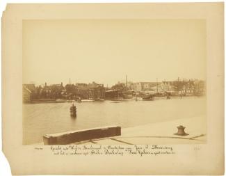 Van Galen in aanbouw, 8 december 1890