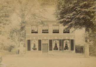 Huis Boschlust te Baarn