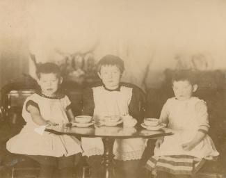 Drie dochters van Jan Frederik Meursing